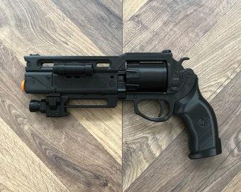3D Imprimé James Ironwood Le revolver de rwby