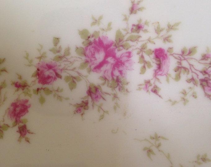 Habsburg, Austria Platter in Floral Design
