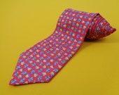 Pierre Balmain Necktie Vintage Pierre Balmain Tie Accessories Balmain Paris Pure Woven Silk Designer Dress Necktie Scarf Made In France
