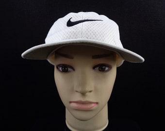 d53044cc Nike Cap Vintage Nike Hat Vintage 90's Nike Vintage Swoosh Logo Hat Cap