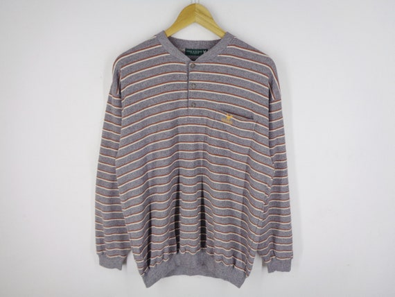 Lyle & Scott Sweatshirt Vintage Lyle And Scott Pul