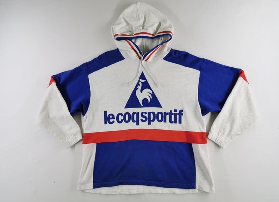 Le Coq Sportif Hoodie Vintage Le Coq Sportif Pullo