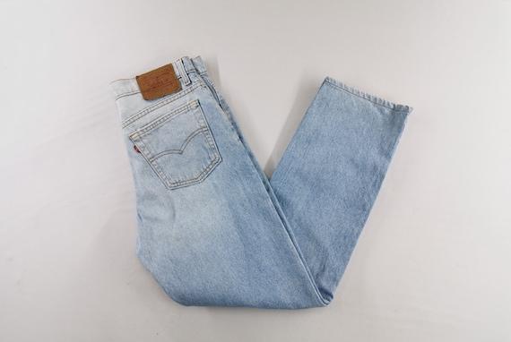 Levis 510-0217 Jeans Distressed Vintage Size 32 L… - image 3