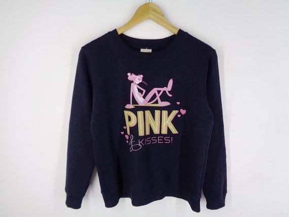Pink Panther Sweatshirt Pink Panther Pullover Pink