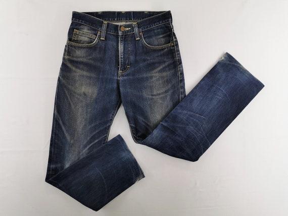 Wrangler Jeans Distressed Vintage Size 28 Wrangler