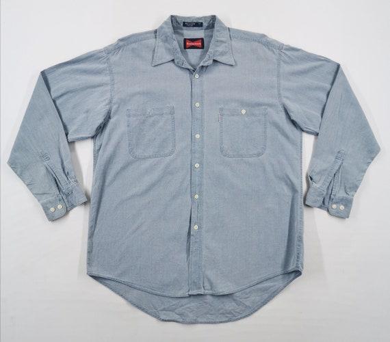 Budweiser Shirt Vintage Budweiser Button Shirt Bud