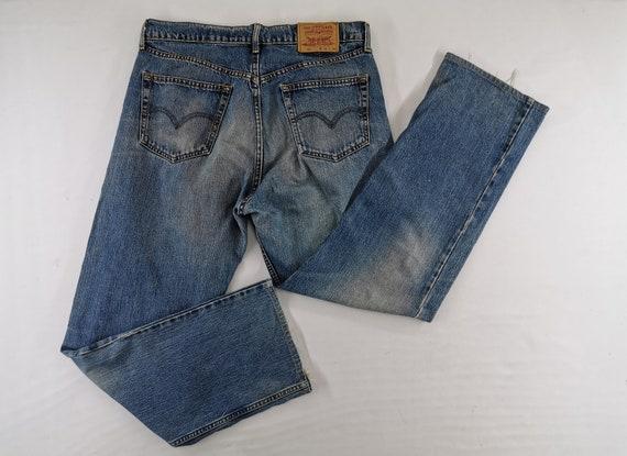 Levis 512 Jeans Distressed Size 36 Levis 512 Denim