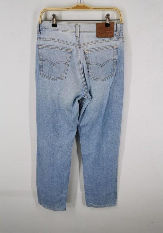 Levis 510-0217 Jeans Distressed Vintage Size 32 L… - image 5