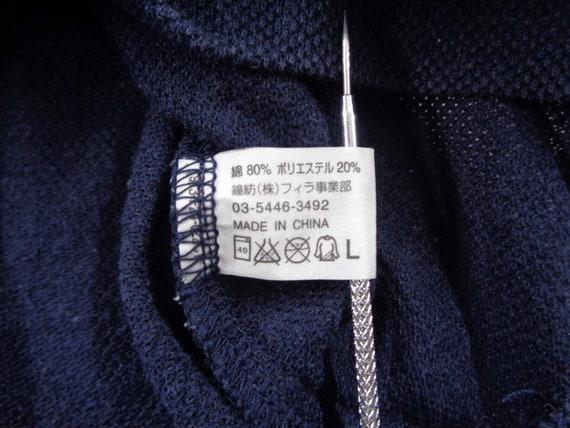 Fila Shirt Vintage Fila T Shirt Vintage Fila Logo… - image 5