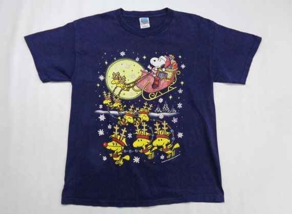 Snoopy Shirt Vintage Snoopy T Shirt 90s Snoopy Pea