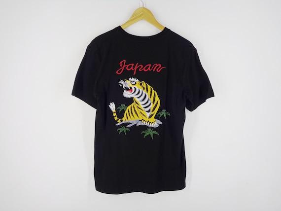 Sukajan Shirt Japanese Sukajan T Shirt Sukajan So… - image 2