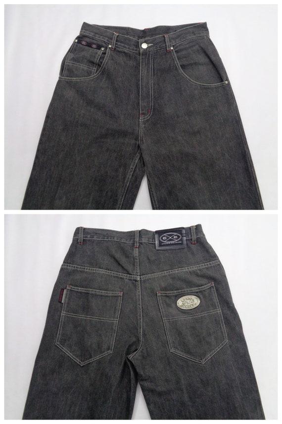Cross Colours Jeans Pants Vintage Size 32 Cross C… - image 6