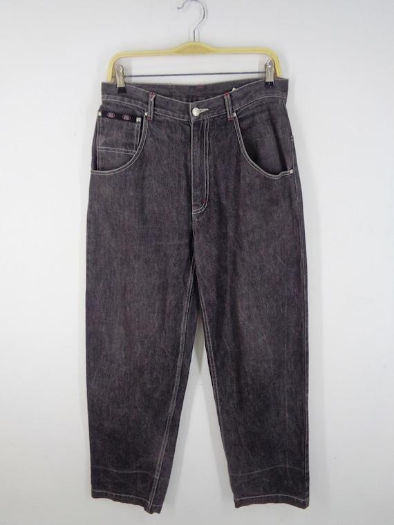 Cross Colours Jeans Pants Vintage Size 32 Cross C… - image 2