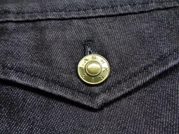 Krizia Denim Jacket Vintage 90's Krizia Jeans Jac… - image 7