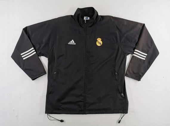 Real Madrid Jacket Real Madrid Windbreaker Real Ma
