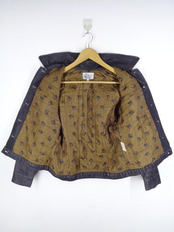 Krizia Denim Jacket Vintage 90's Krizia Jeans Jac… - image 5
