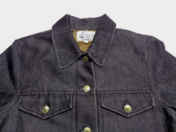 Krizia Denim Jacket Vintage 90's Krizia Jeans Jac… - image 6