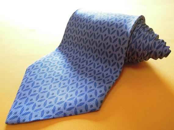 Coach Tie Vintage Coach Woven Silk Necktie Vintage