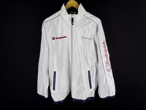 Champion Jacket Vintage Size Jaspo M Champion Wind