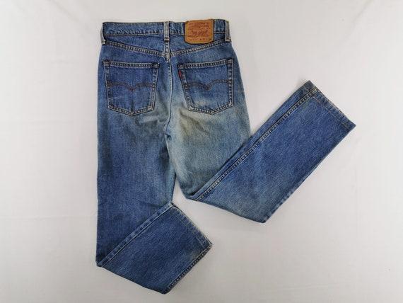 Levis 503-0217 Jeans Distressed Size 29 Levis 503… - image 2