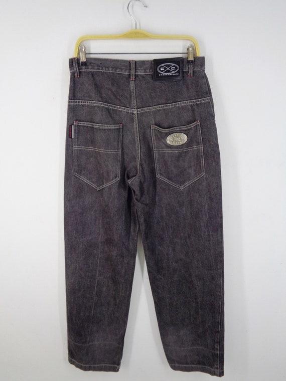 Cross Colours Jeans Pants Vintage Size 32 Cross C… - image 3