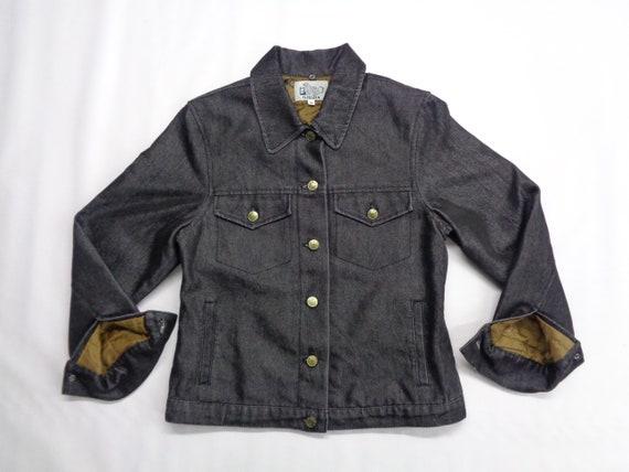 Krizia Denim Jacket Vintage 90's Krizia Jeans Jac… - image 1