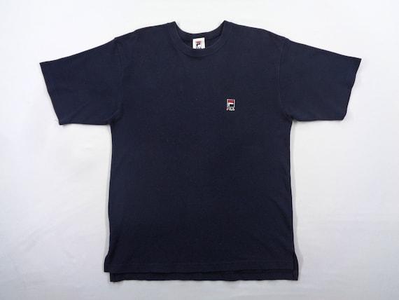 Fila Shirt Vintage Fila T Shirt Vintage Fila Logo… - image 1