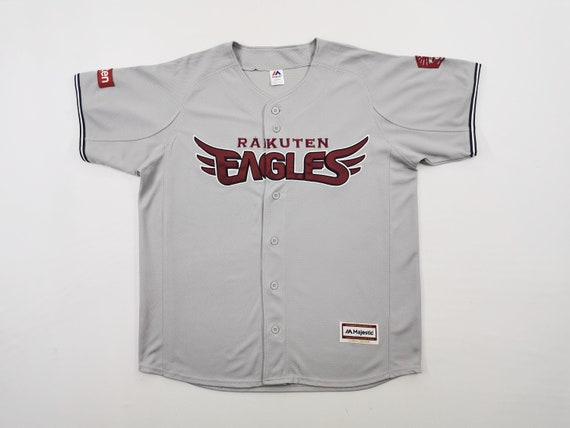 Rakuten Eagles Baseball Shirt Eagles Baseball Jers