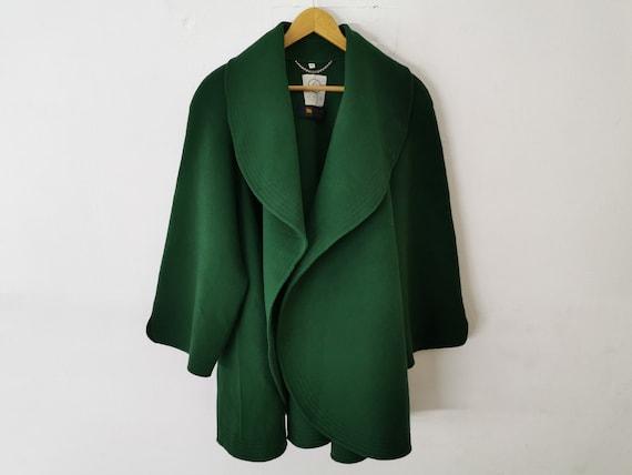 Grès Paris Colombo Cashgora Jacket Vintage Grès Ca