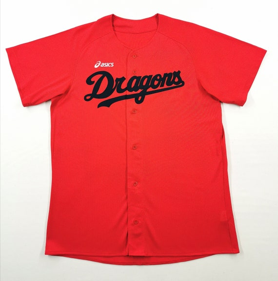 Dragons Baseball Shirt Size Jaspo O Dragons Baseba