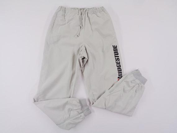 Bridgestone Pants Vintage Bridgestone Track Pants