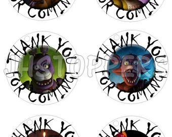 Five Nights at Freddy's tags