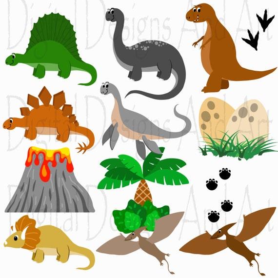 dinosaur clipart dino clip art digital clipart animals etsy rh etsy com dinosaurs clipart black and white dinosaur clipart for aspire