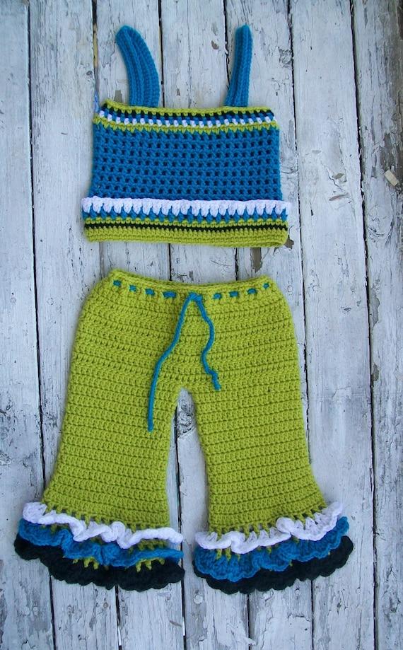 Crochet Pattern Girls Crochet Pants Pattern Crochet Girls Etsy