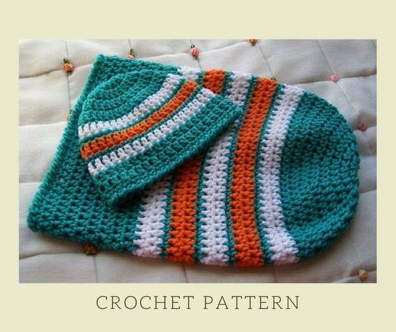 Crochet Patterns Baby Crochet Pattern Baby Cocoon Miami Etsy