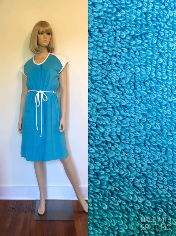 1970's Vanity Fair Nightgown, Vintage Deadstock Tu