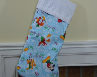Christmas stocking, Disney