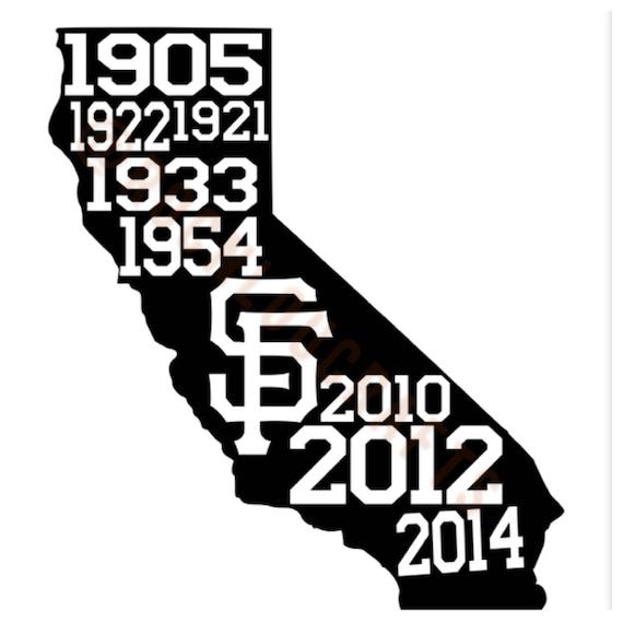 California Text Vinyl Sticker Decal Choose Size /& Color
