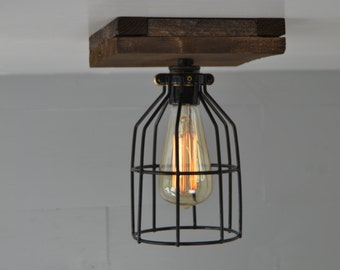 Farmhouse lighting   Etsy