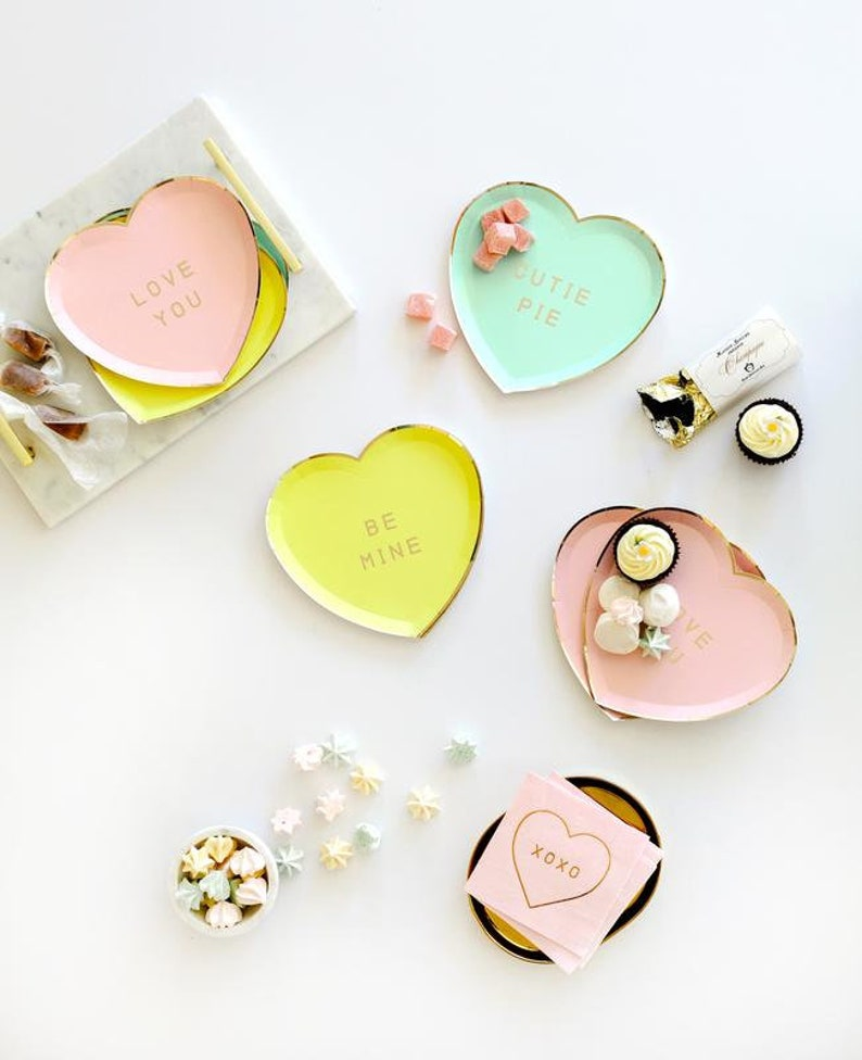 Heart Candy Party Kit image 0