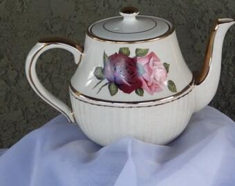 English Teapot - Arthur Wood Numbered Piece