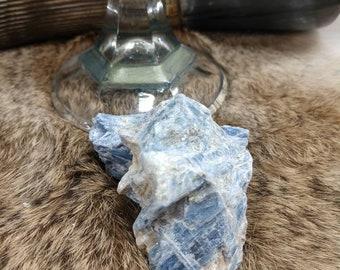 Raw Kyanite Stone2   Energy Stone  Meditation Stone  Altar Stone