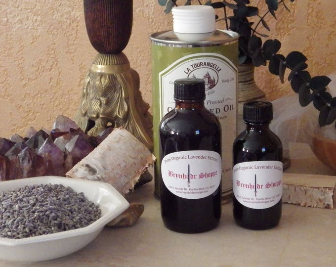 Featured listing image: Pure Organic Lavender Extract