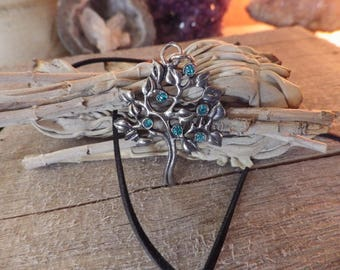 Celtic Tree of Life Pendant - Pagan Jewelry