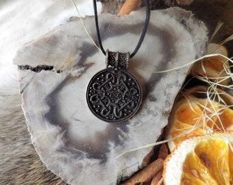 Birka Viking Bronze Pendant -  Viking Pendant, Viking Jewelry