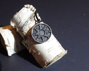 HELM of Awe Pendant - Viking Jewelry