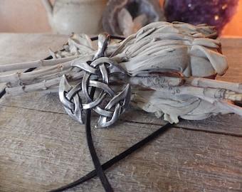 Celtic Knot of Life Pendant  Celtic Jewelry