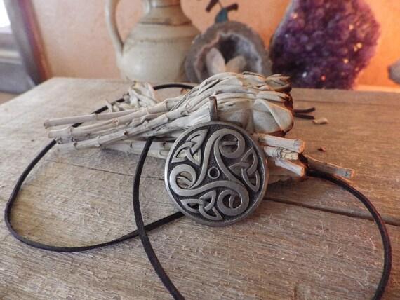 Triskelion - Celtic Amulet