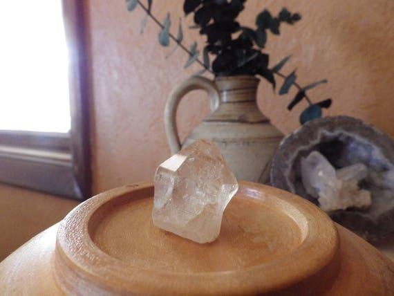 Rutilated Crystal point