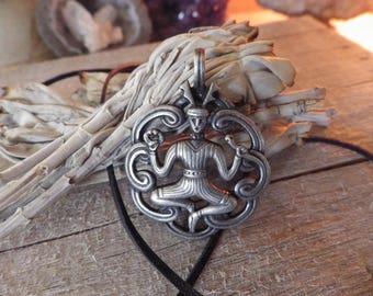 Cernunnos - the Horned God - Amulet  Celtic Jewelry